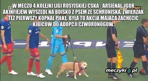 Fajna akcja ze strony CSKA