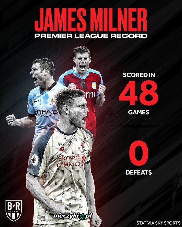 Strzelający Milner daje zwycięstwa