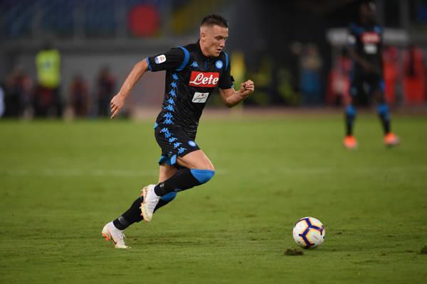 Napoli pokonało Torino, Milik nie podniósł się z ławki