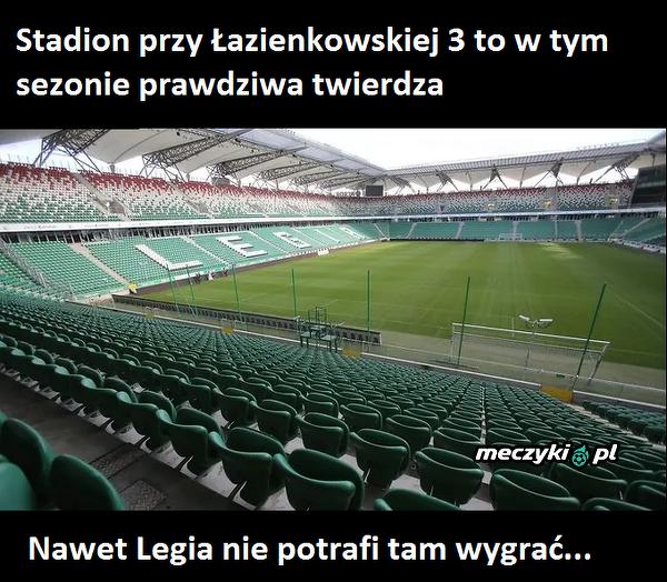 Twierdza przy Łazienkowskiej