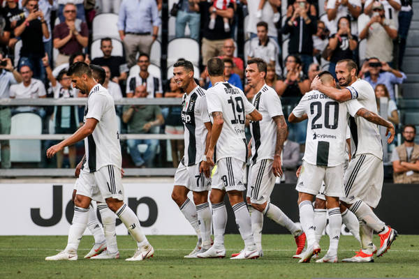 Juventus Turyn - Sassuolo: transmisja TV i live stream online, gdzie obejrzeć mecz?