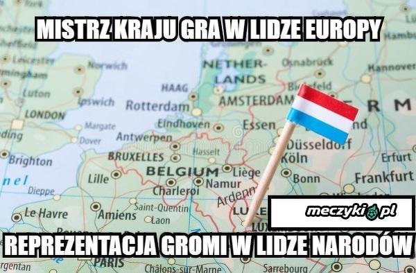 Luksemburg staje się potęgą