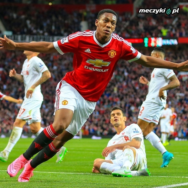3 lata temu Anthony Martial zadebiutował w barwach Manchesteru United