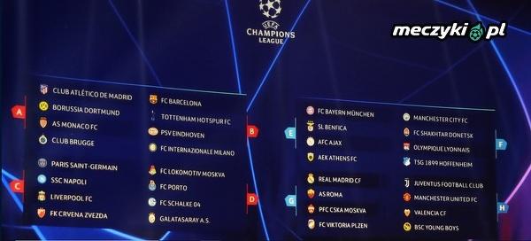 2 dni do Ligi Mistrzów