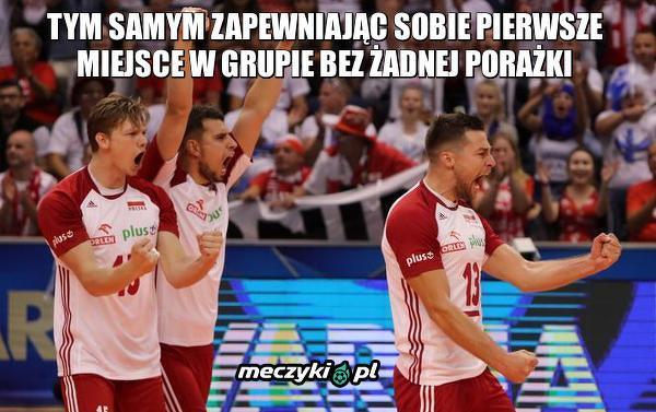 Polska pokonuje Bułgarię 3:1