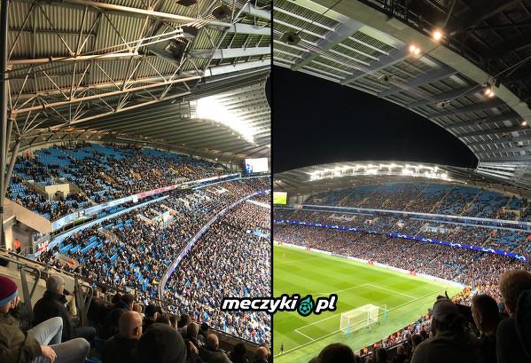 A na meczu Manchesteru City znowu tłumy