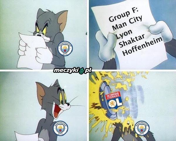 A miała być łatwa grupa