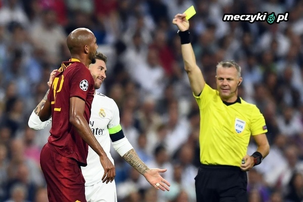 Ramosa nikt nie przebije. 37 żółtych kartek w Lidze Mistrzów