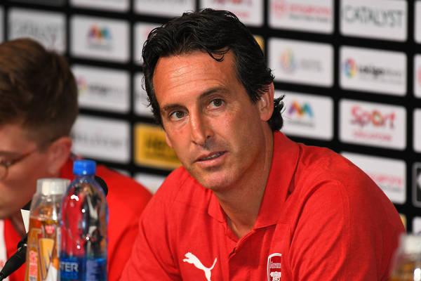 Emery: To normalne, że fani Arsenalu mieli wątpliwości