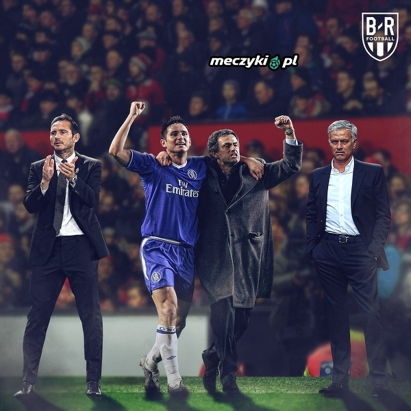 Kiedyś razem w Chelsea, dziś na przeciw sobie w Pucharze Ligi