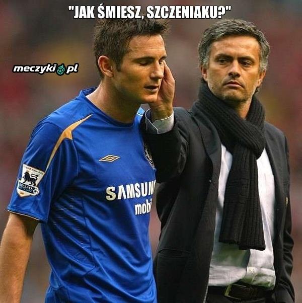Mourinho pokonany przez Lamparda