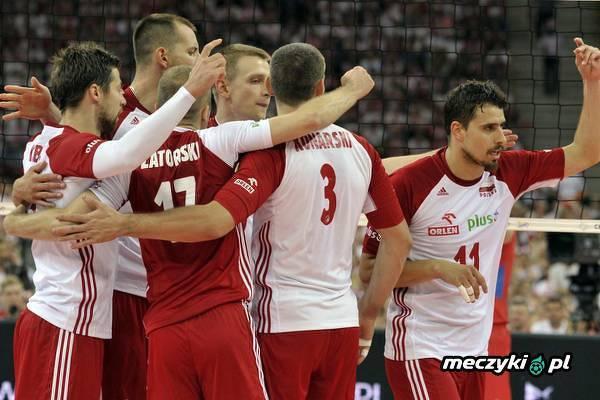 Wielki mecz Polaków! Wygrywają 3:0 z Serbią!