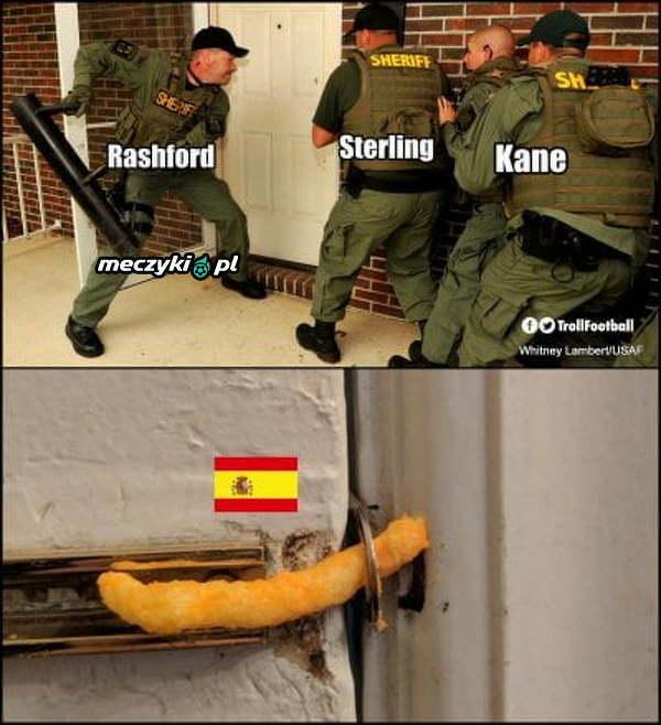 Anglia do przerwy gromi Hiszpanię