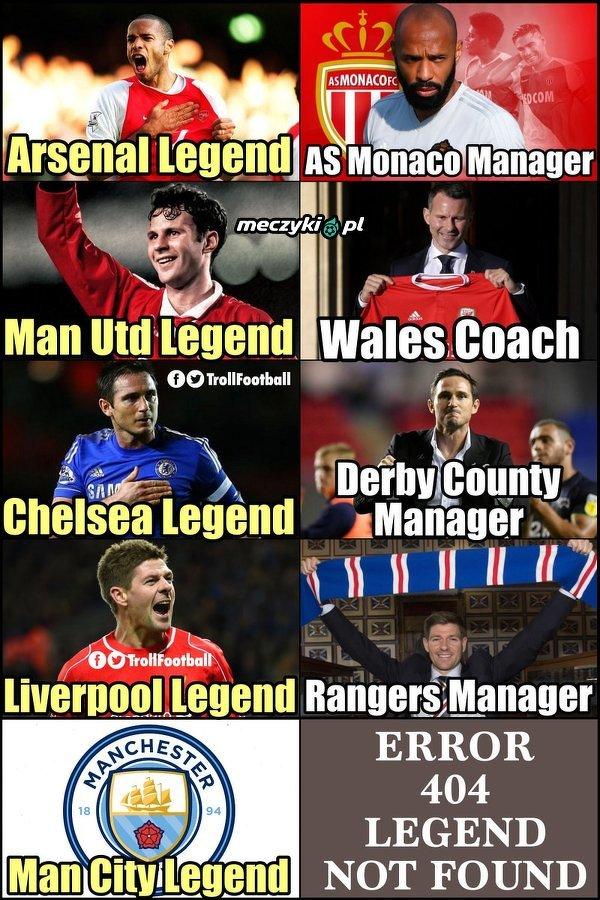 Klubowe legendy