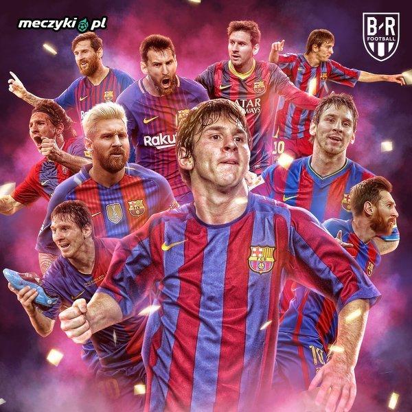 14 lat temu Leo Messi zadebiutował w Barcelonie