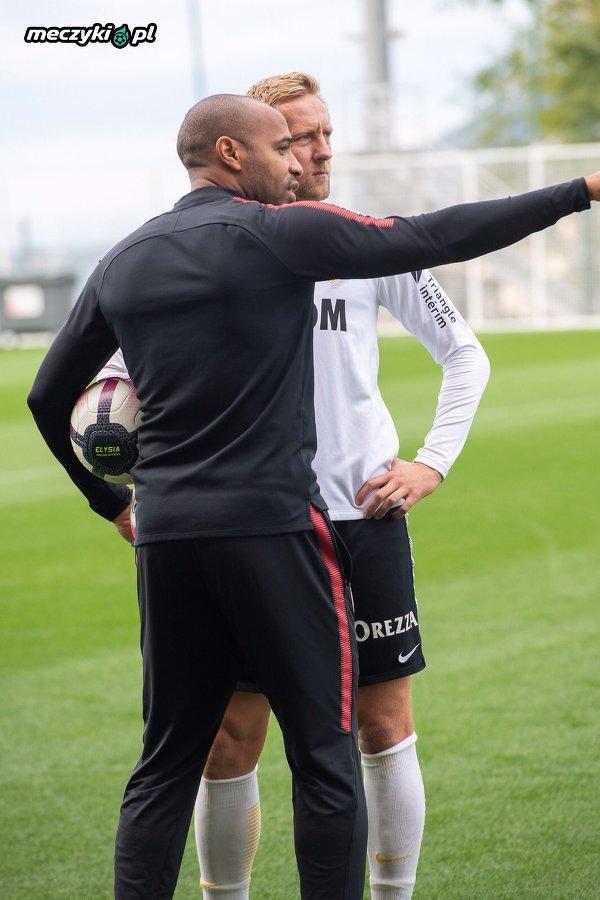 Kamil Glik już trenuje pod okiem nowego trenera