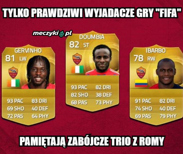 Zabójcze trio z Romy