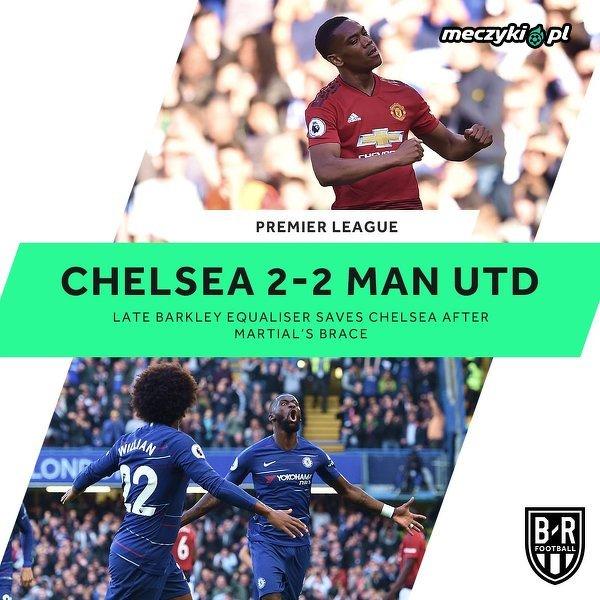 Remis w hicie Premier League