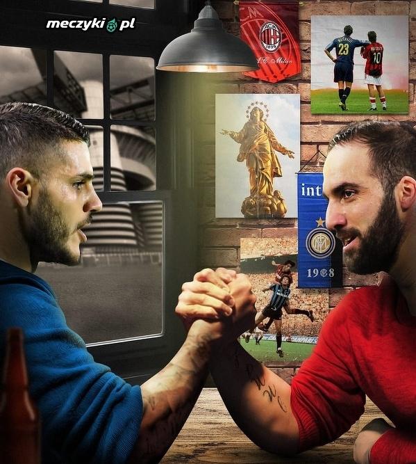 Derby Mediolanu czyli pojedynek argentyńskich snajperów