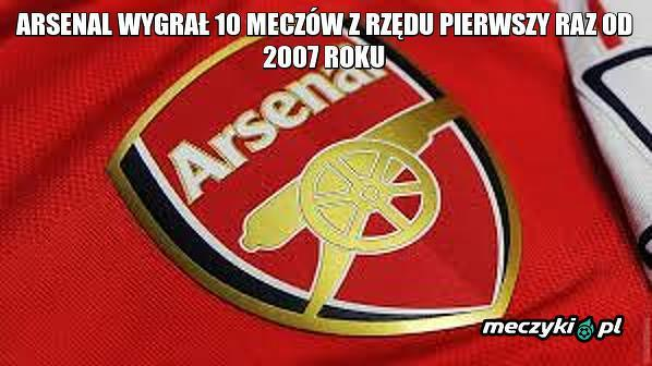 Dobra seria Arsenalu