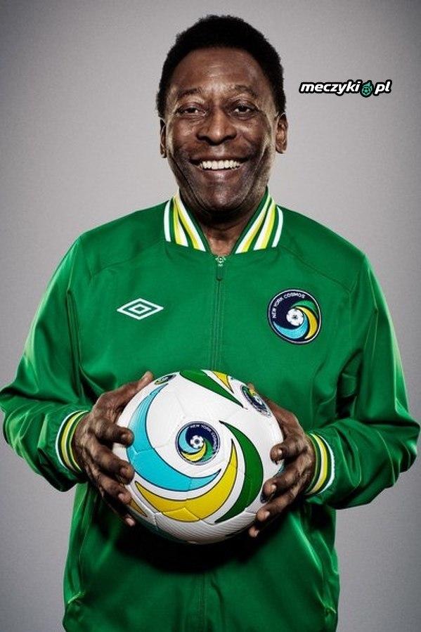 Dzisiaj Pele kończy 78 lat
