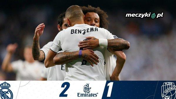Wymęczone zwycięstwo Realu