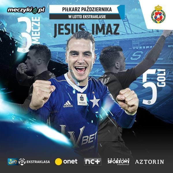 Piłkarz Pażdziernika w Ekstraklasie