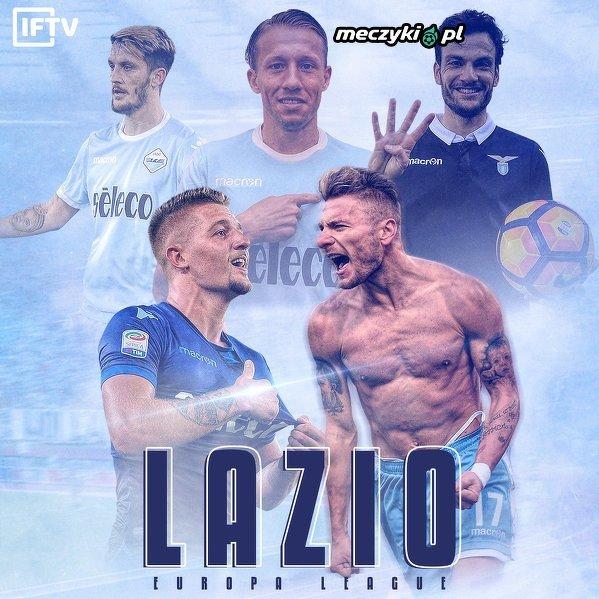Lazio szósty raz z rzędu awansowało do fazy pucharowej Ligi Europy