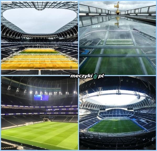 Stadion Tottenhamu już prawie gotowy