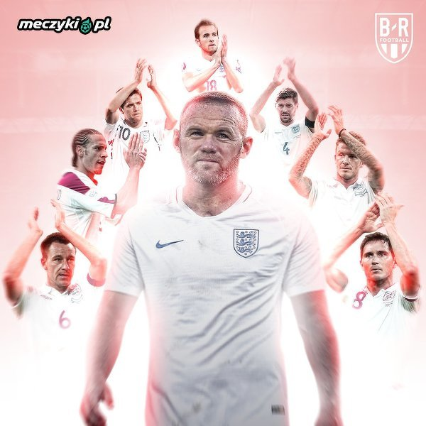 Ostatni mecz Rooney'a w reprezentacji