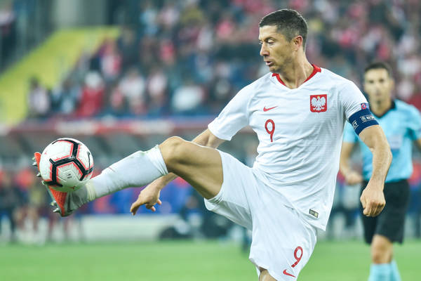 Lewandowski nie zagra z Portugalią? Kapitan reprezentacji potrzebuje odpoczynku