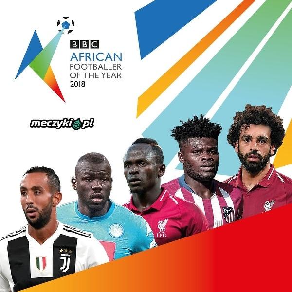 Nominowani do tytułu afrykańskiego piłkarza roku