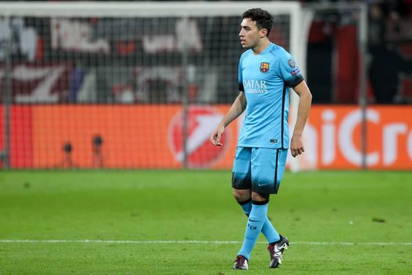Koniec Munira w Barcelonie. Podpisał kontrakt z nowym klubem