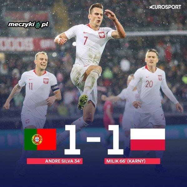 Koniec meczu. Będziemy rozstawieni w losowaniu eliminacji do Euro 2020