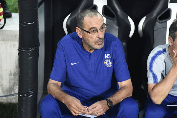 Sarri: It was hard to motivate for PAOK match