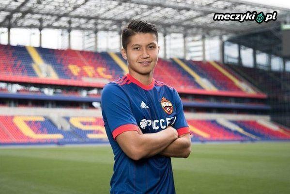 Ilzat Achmetow uznany za najlepszego młodego zawodnika w rosyjskiej Premier League