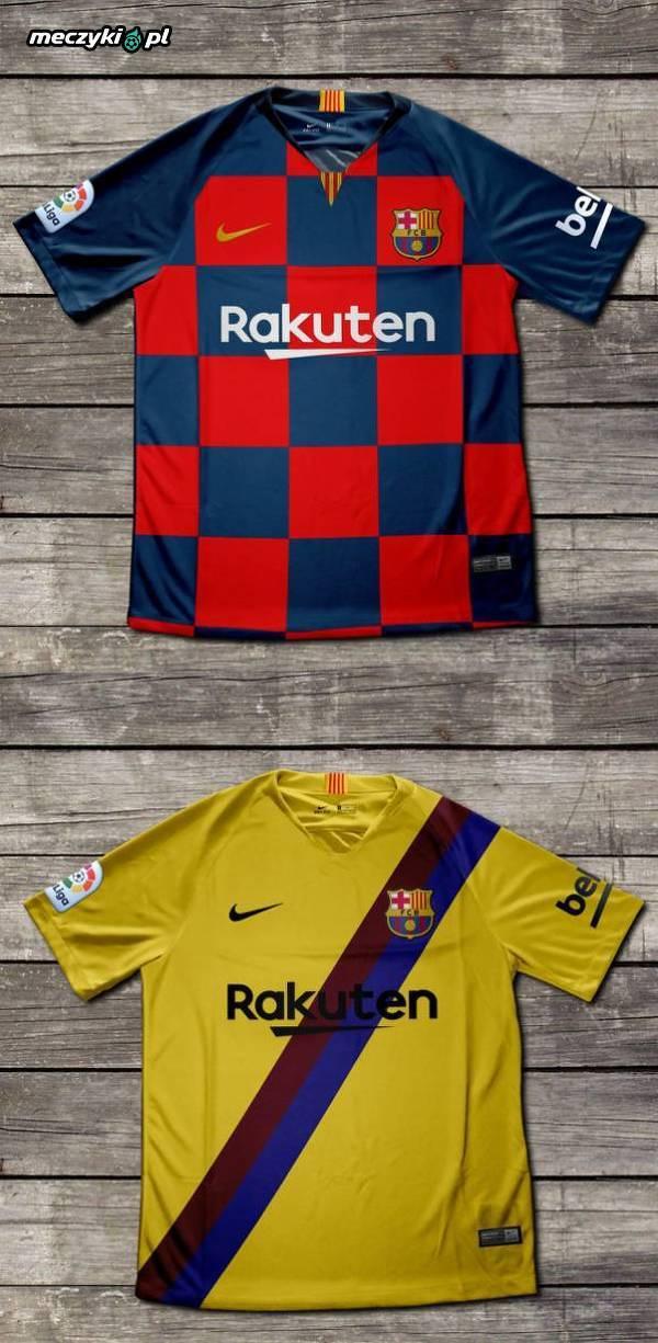 Koszulki Barcy na przyszły sezon