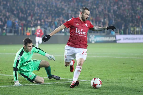 Brożek: Zostanę w Wiśle, jeśli będzie musiała grać w IV lidze