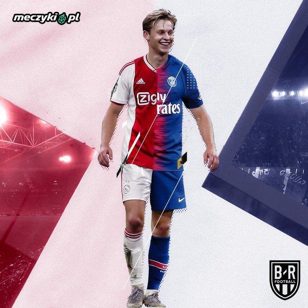 Frenkie de Jong może zostać piłkarzem PSG
