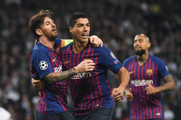 Pewne zwycięstwo Barcelony z Eibar