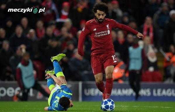 Skrót dzisiejszego meczu: Liverpool - Napoli na jednym obrazku
