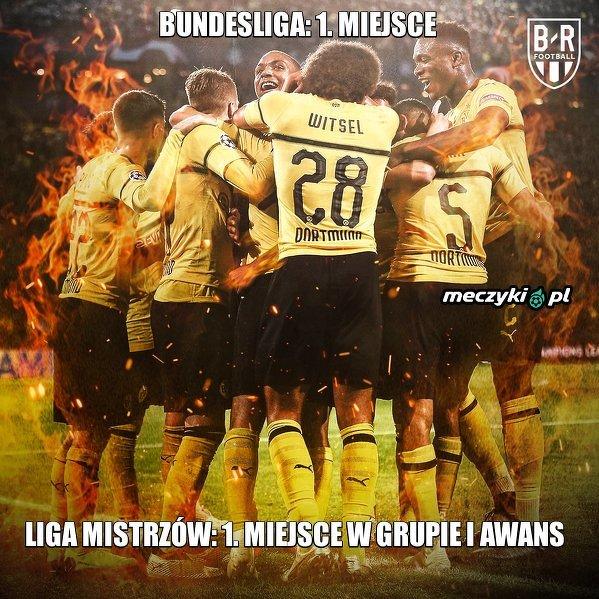 Borussia nie zwalnia tempa