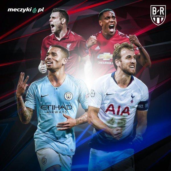 Wszystkie drużyny z Premier League awansowały do 1/16 LM