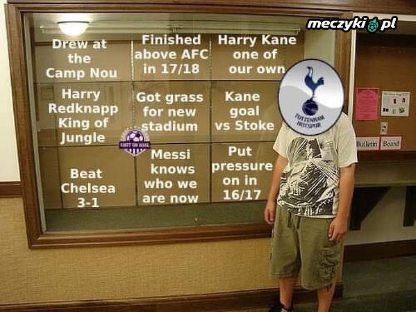 Kolejne trofeum Tottenhamu
