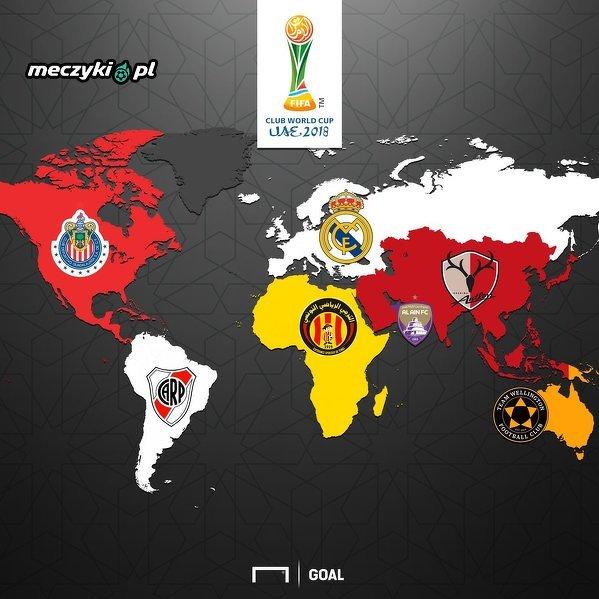 Dzisiaj się rozpoczynają Klubowe Mistrzostwa Świata