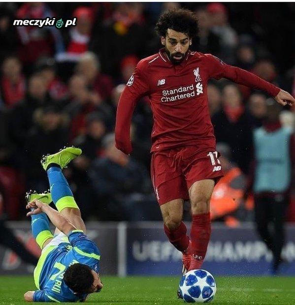 Podsumowanie meczu Liverpool - Napoli