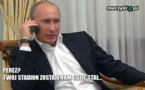 A po meczu Real Madryt z CSKA Moskwa...