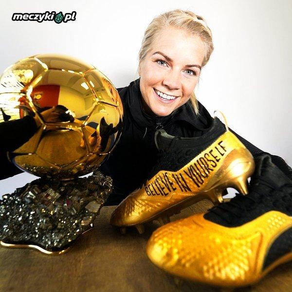 Zdobywczyni Złotej Piłki ma ważny przekaz