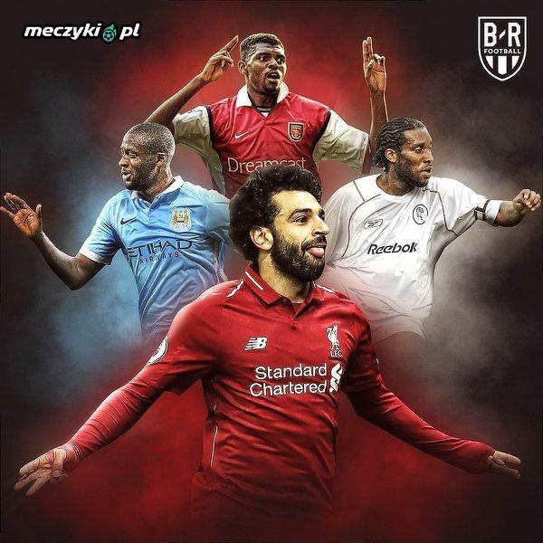 Piłkarze, którzy więcej niż jeden raz zostali wybrani najlepszymi piłkarzami Afryki