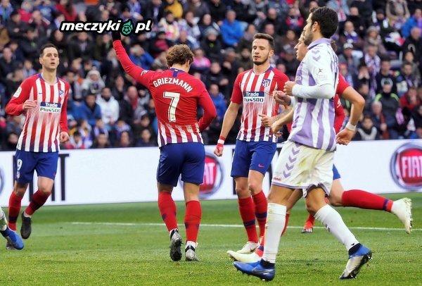 Antoine Griezmann rozegrał dzisiaj 300. mecz w LaLiga